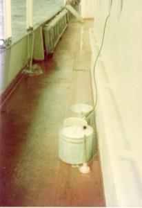 Dukegat Zeugwäsche Waschmaschinenvorläufer