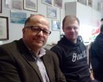 Herr Schneider und Herr Kruse