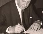 Der Emder Reeder Hans Heinrich Schulte ist tot