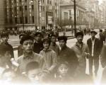 """Mit der """"DUKEGAT"""" in Shanghai 1967"""